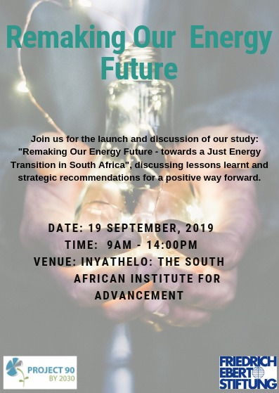 Remaking Our Energy Future Invite